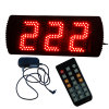 """5"""" 3 Digits Semi-Outdoor LED Seconds Countdown & up Timer"""