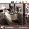Brown Black Golden Flower Marble Slab for Tile /Countertop