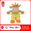 Baby Toy Dolls Stuffed Plush Cow Animal Toy with Sound