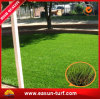 "25mm PE 3/8"" Anti UV Plastic Artificial Grass Landscaping"
