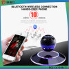 Multicolor LED 360 Degree and Portable Levitating Bluetooth Speakers-Black