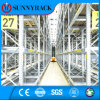 High Warehouse Space Utilization Q235B Steel Vna Pallet Rack