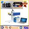 30W CNC Marking Machine CO2 Laser Marker for Plastic/Button/Leather