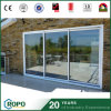 Large Vinyl Triple-Pane Impact Resistant Sliding Window