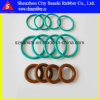 SGS Certificated Colourful Flat Rubber O Ring