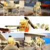 Qt4-10 Lego Automatic Hydraulic Brick Machine Clay Block Machine