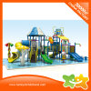2017 New Arrival Kids Outdoor Playground Water Slide for Sale