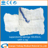 Ce & ISO13485 Cotton Surgical Washed Lap Sponge