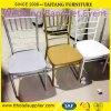 Metal Wholesale Wedding Chair Tiffany Stackable Siliver Durable Use