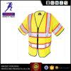 100% Polyester Mesh PVC Reflective Safety Vest