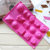 14 Different Shape Silicone Baking Moulds with 20*13.1.5cm