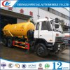 Dongfeng 10cbm Sewage Suction Truck for Sale