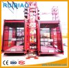 Double Cage Automatic Build Use Construction Hoist