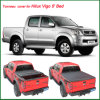 Hot Sale Vinyl Tonneau Cover for Truck for Hilux Vigo 5′ Bed