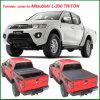 Hot Sale Soft Folding Tonneau Cover for Truck for Mitsubishi L-200 Triton Xb 2012