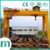 Construction Machinery Double Girder Gantry Crane
