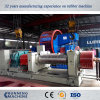 Two Roll Open Mixing Mill for Mixing Rubber and Plastic