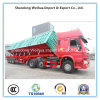 Semi Truck Trailer of 3 Axles Side Dumper/ Tipper Truck From Manufacture