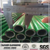 Black ESD Plastic Coated Lean Pipe/Tube Supplier