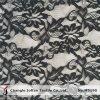 Black Elastic Lace Fabric for Underwear (M5190)