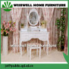 Living Room Mirror and Stool Set Console Table (W-HY-016)