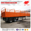 Stake Trailer with Side Door Detachable