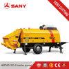 Sany Hbt6013c-5 65m3/H Construction Equipment Electric Concrete Trailer Pump for Sale Price
