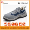 Manufacturer Genuine Leather Safety Shoes Construction