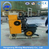 11kw Vertical Portable Mini Concrete Pump for 15mm Gravel