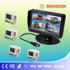 7′ Color Quad TFT LCD Monitor with Night Vision Camera