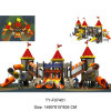 015 Cheap Selling Children Playground, Children Outdoor Playground for School (TY-F07401)