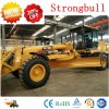 Construction Machine Dozer Gr165/Py160 6BTA-C160 Engine 17.5-25 Tyres 15tons Motoniveladora