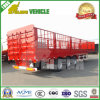 BPW Axles Loading 60t Air Suspension Cattle Trailer