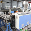 Decorative Plastic Board Production Line / WPC PVC Foam Board Making Machine Twin Screw
