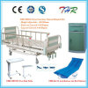 Three-Crank Manual Hospital Bed (THR-MB002)