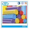 Plastic Biodegradable Drawstring Trash Bag with Different Color