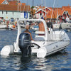 Liya 5.8m Rib Boat for Sale Rigid Inflatable Boat with Motor