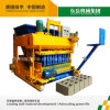 Qtm6-25 Cement Concrete Mobile Block Machine for Production of Hollow Blocks