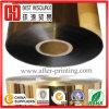 Golden Metalized Pet Film for Paper Laminaiton