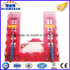 3-Axle Lowbed Semi Trailer Low Bed Semitrailer