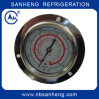 Oil Filled Compound Gauge (Sh-Ocg)