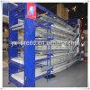 Galvanized Pyramid Type Chicken Layer Battery Cage
