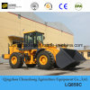 Sdlg 5tons Wheel Loader with Pilot Control