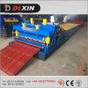 Dx 1100 Glazed Steel Tile Roll Forming Machine