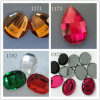 Bright Colored Glass Flat Back Beads