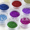 Colorful Cosmetic Glitters for Nails