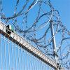 Galvanized Concertina Razor Wire for Protection