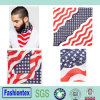 Custom Scarf Hiphop Handkerchief National Flag Bandana