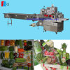 Automatic Vegetable Wrapping Packing Machine
