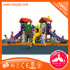 2016 Guangzhou Factory Children Outdoor Playground Tunnel Slides